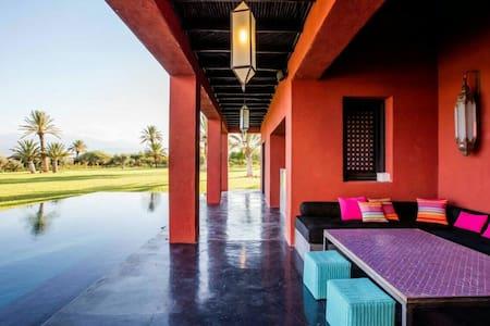 Splendide Villa Contemporaine à Marrakech - Marrakesh