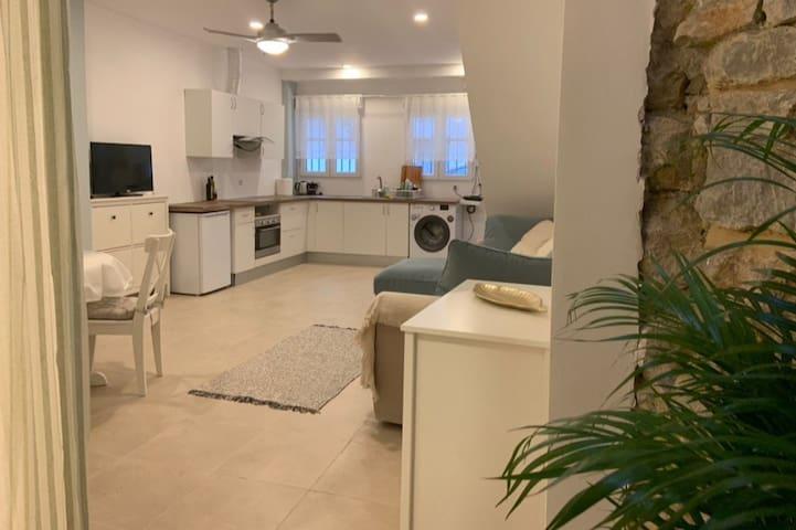 2 LINEA DE PLAYA. Nueva casa adosada a 50m del mar