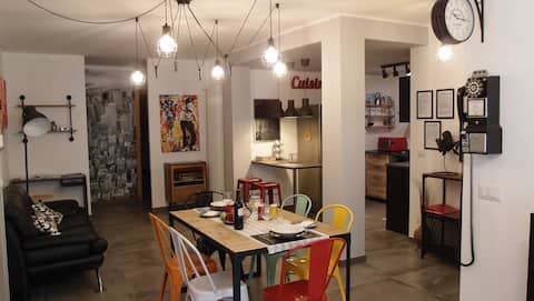 black dog house : all new apartment close to Bari