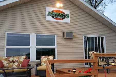 Artie's Lodge on Big Stone Lake