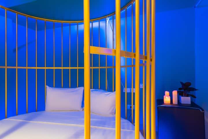 HOVI de Bali🦜 Golden Cage 🦜 Amazing Pool - GD43