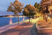 Holiday apartment with 1 bedroom on 65m² in Arona (NO)