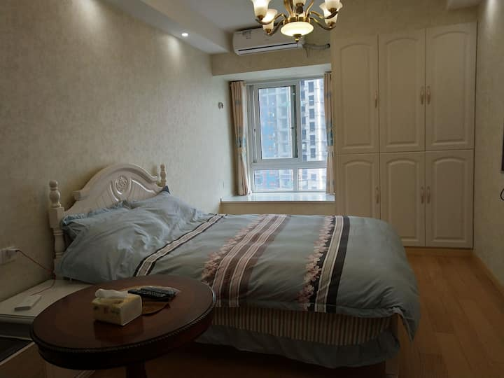 浪漫阿拉的小屋2(无锡新区金科米兰花园国际公寓)新装修