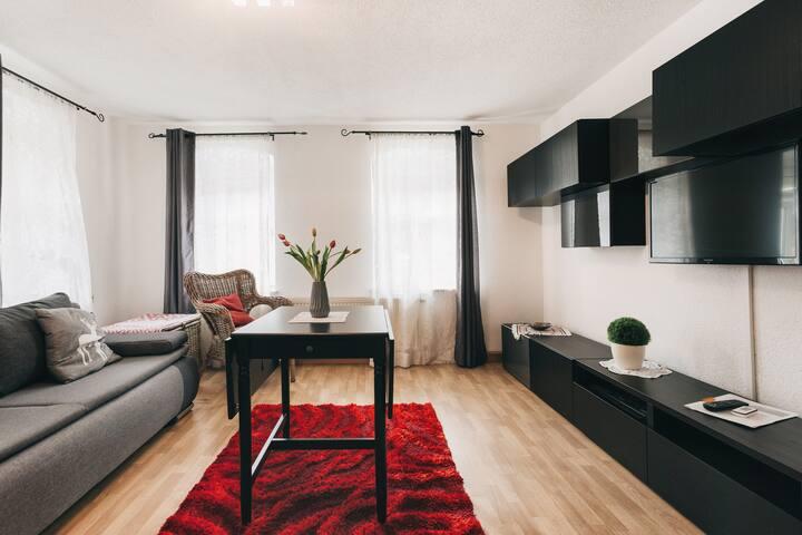 Apartment für Zwei