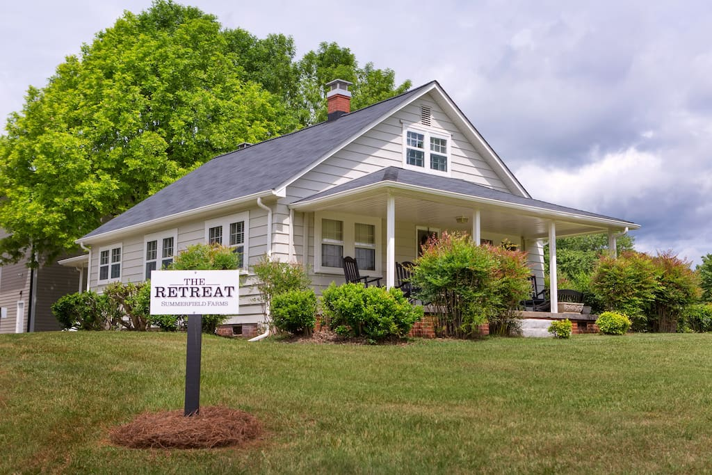 The Retreat is the perfect location to get away!