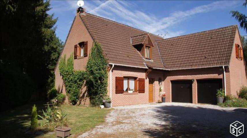 Idéal couple avec ou sans enfant, proche Lille - Camphin-en-Pévèle - Dům