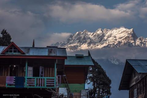 Lachungpa Homestay Pvt room lachung Gangtok Sikkim