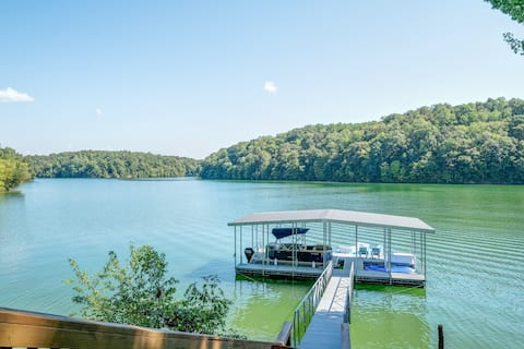 Lynchburg Lakehouse | Tims Ford Lake Tennesee