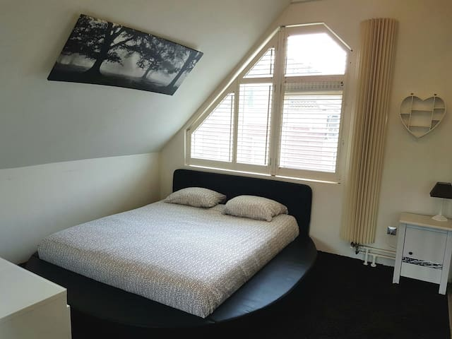 ATTIC ROOM (WHOLE TOP FLOOR) FOR RENT-FEMALE ONLY!