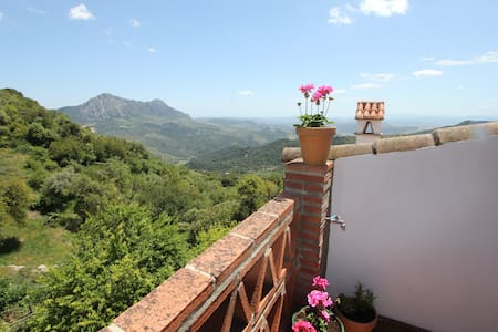 Magnificent Townhouse with fantastic views - Gaucín