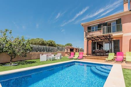 Modern Beach House Cala Pi(Villa Liszt)