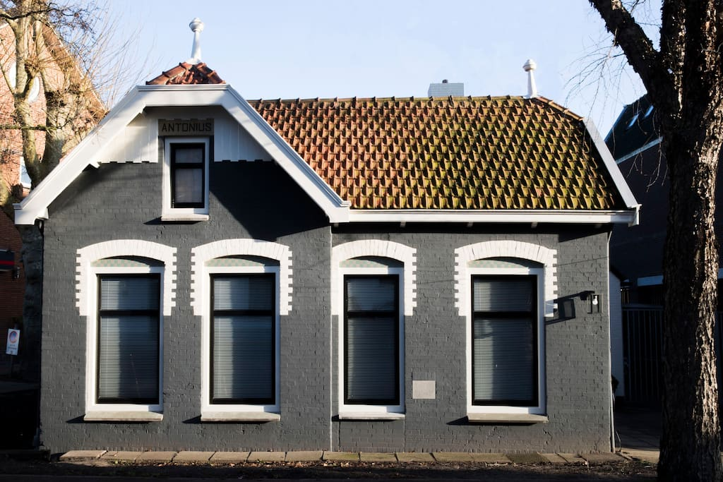 Village house near amsterdam 15 minutes case in for Amsterdam casa vacanza