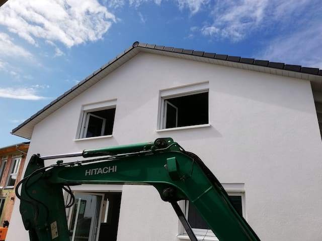 Neubau Studio Am Wäldle