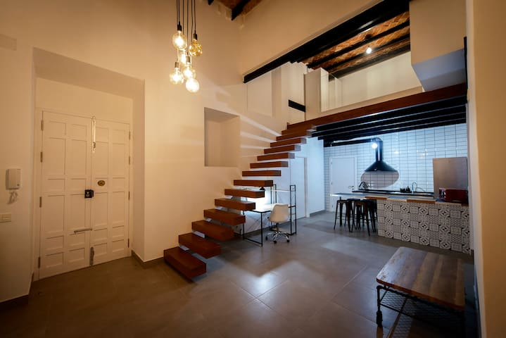 Loft Calle Real