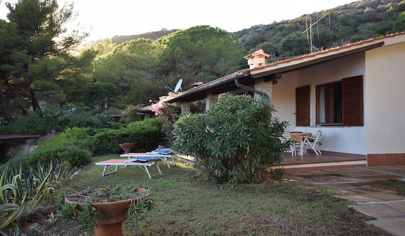 Villetta Palombaia, splendida posizione panoramica