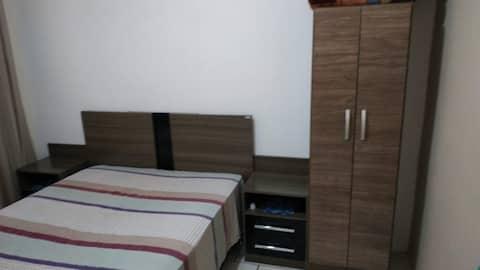 Apartamento, lugar tranquilo para descansar