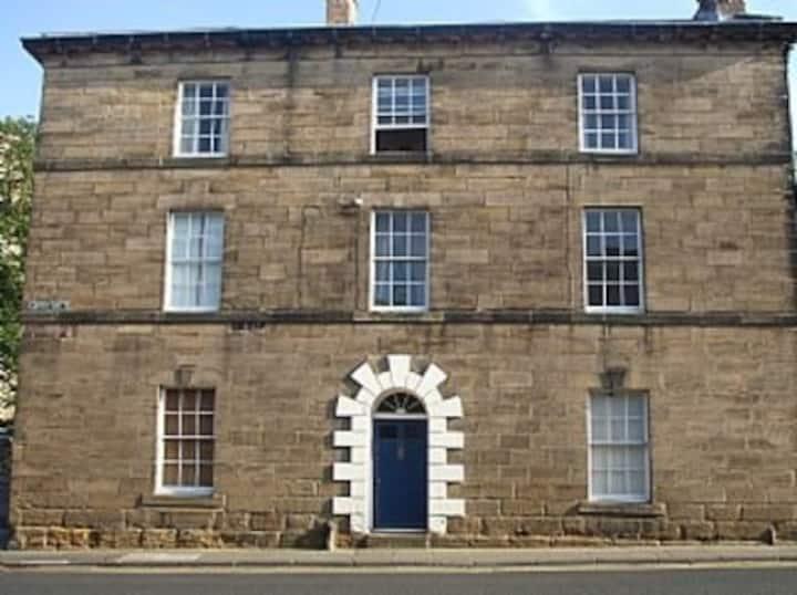 Private apartment in Alnwick