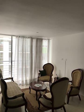 ¿Buscas tranquilidad? Este apartamento es para ti!
