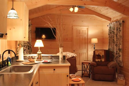 Romantic Adirondack Cabin with Gorgeous Lake Views - Saranac Lake