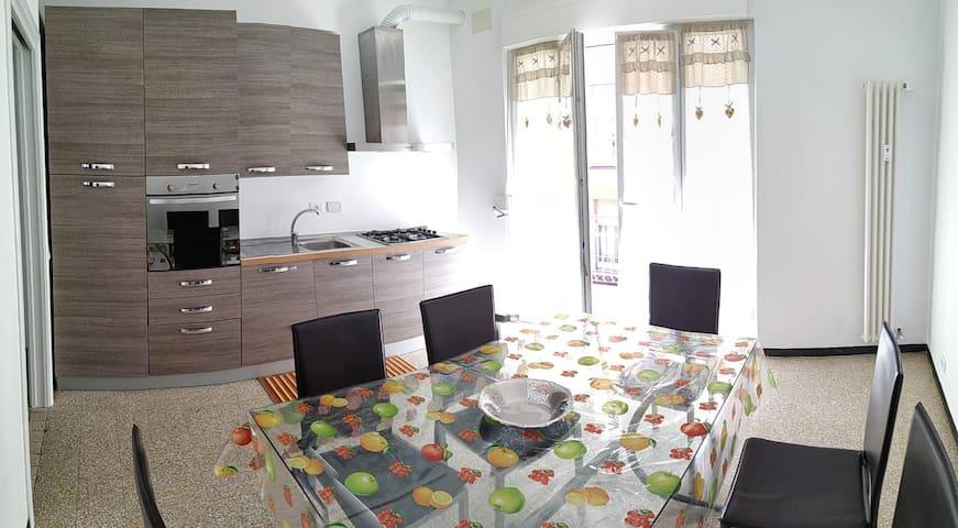Delightful apartment  at  Arma di Taggia