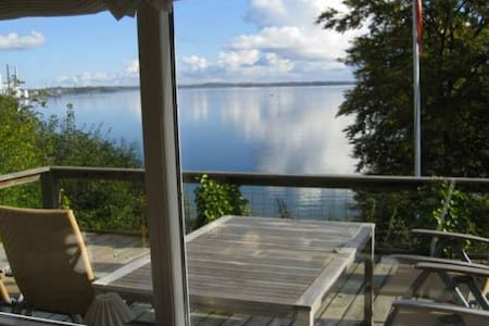 Cozy beach cottage - amazing view - Kolding