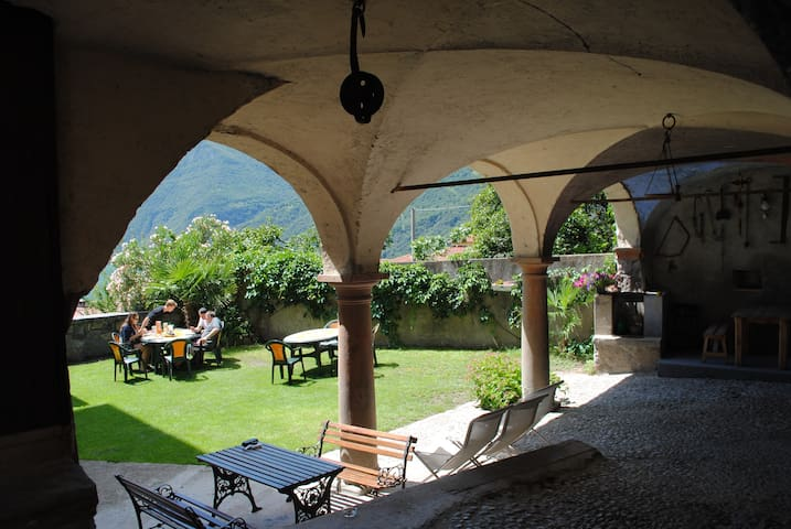 Sun and history - Riva di Solto - Appartement