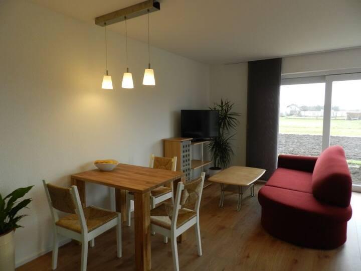 Haus Brunner, (Moos), Ferienwohnung, 37qm, 1 Schlafzimmer, max. 2 Erwachsene, 2 Kinder