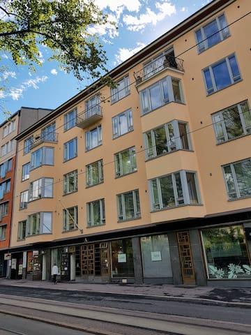 Barnlunden Park Helsinki