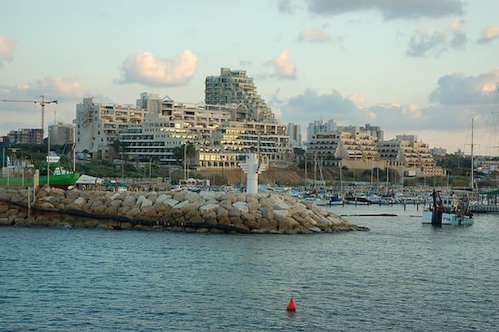 Marina beach Ashkelon - Ashkelon - Flat