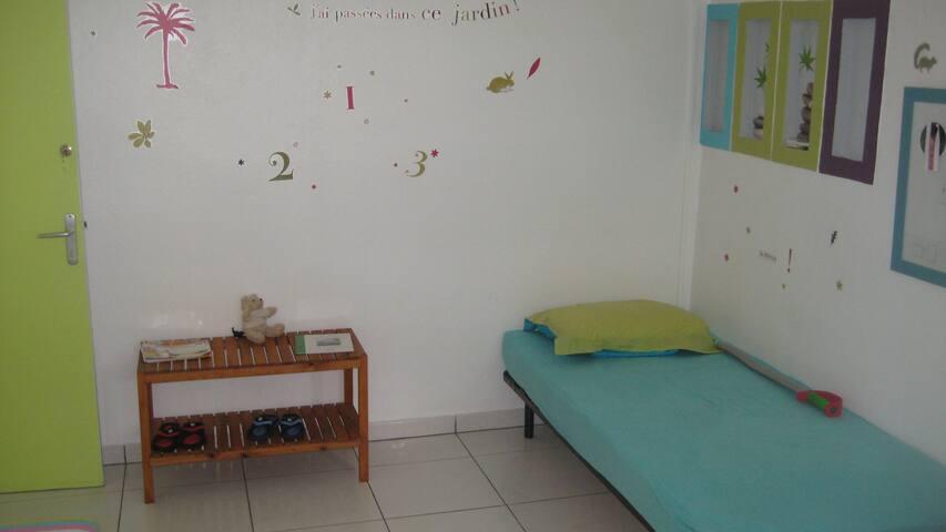 chambre enfants et modulable en couple