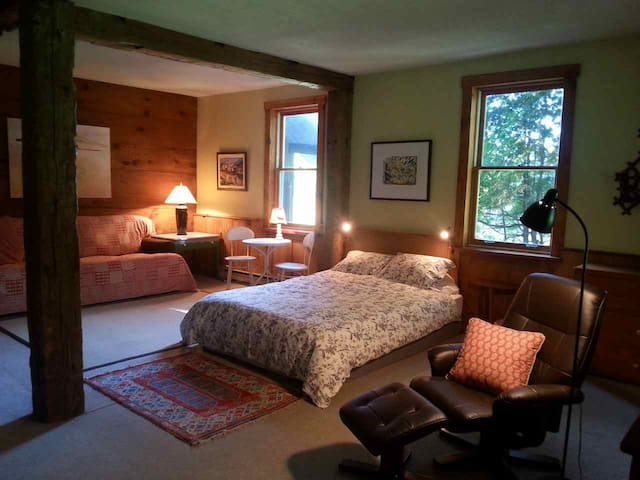 The Apartment at Wildwood Farm