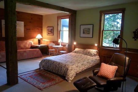 The Apartment at Wildwood Farm
