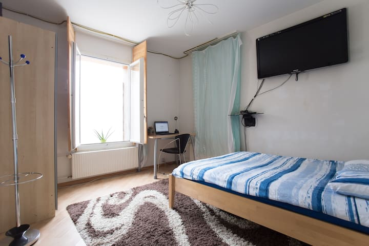 Cheap Room +Taxi free - Bern - Flat