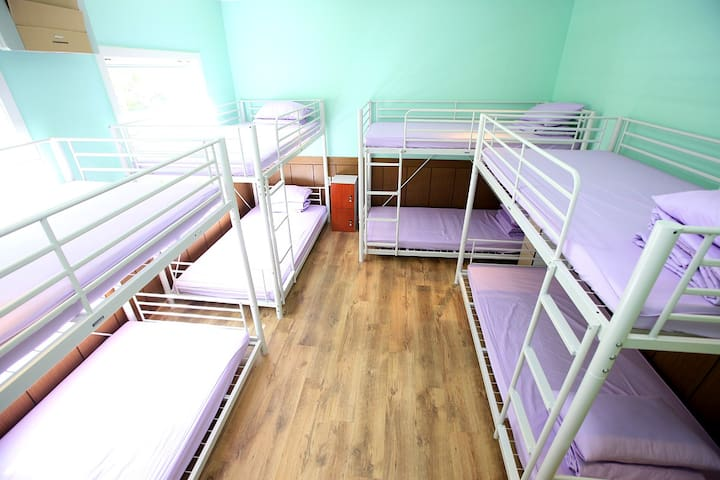 Gangneung Wow GuestHouse Dormitory(Man Only)