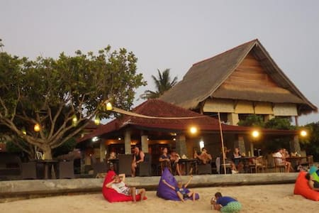 Coziness Deluxe Beach Bungalow in Lembongan - Klungkung Sub-District