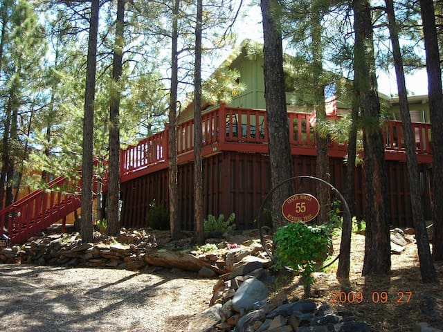 Casita Bonita-Romance in the Woods - Munds Park