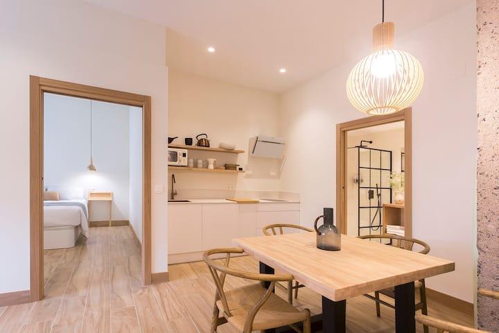 NEW Getaria Apartamentuak-Balentziaga SEI-PARKING