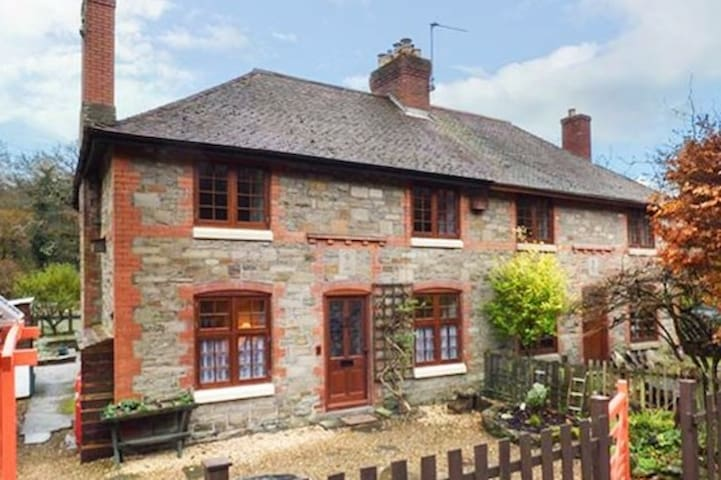 3 Crown Cottages (Weekend Bookings Only) - Cannop