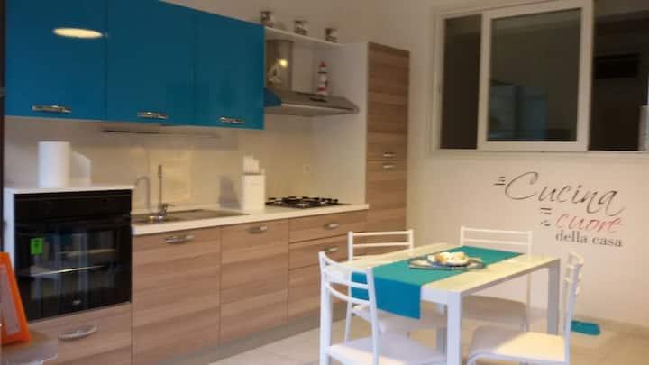 Small new apartment near the sea Porto S.Elpidio