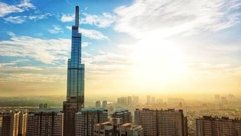 Lux Landmark 81 condo - World 8th tallest building