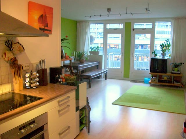 Lovely 2floor apartment in the center of Rotterdam