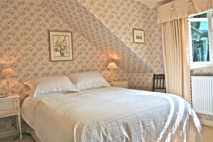 Double Room near Winchester - opening August 2020
