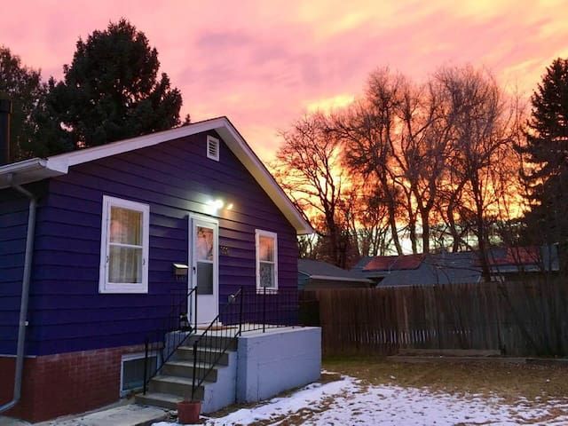 Cozy private bedroom near CSU and Old Town