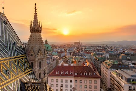 Homely room in the heart of Vienna - Vienna - Leilighet