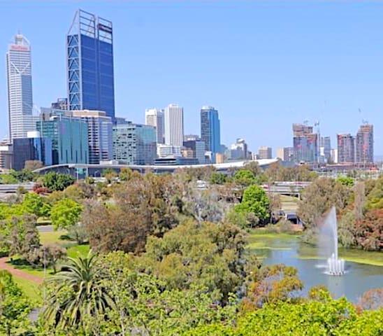 Perth City * Central CBD * Kings Park