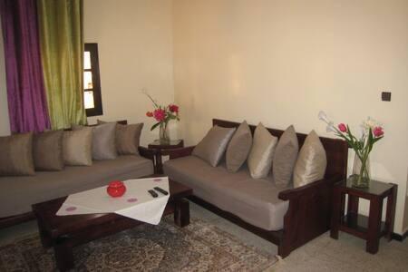 4-2 grands appartements au coeur de Dakhla