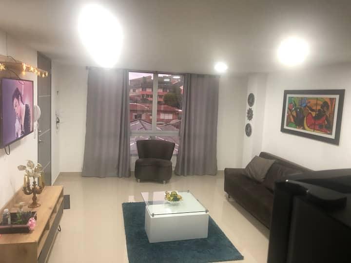 Hermoso apartamento Moderno y Lujoso