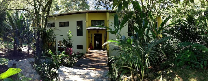 Riverfront Tropical Living
