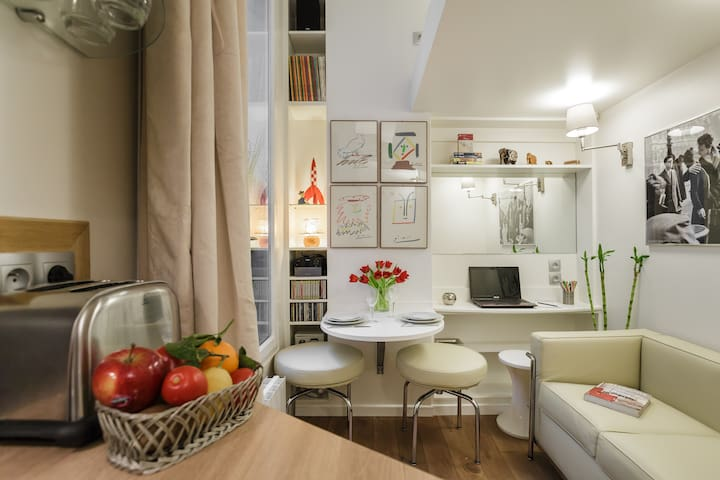 CUTE STUDIO in the heart of MARAIS - パリ