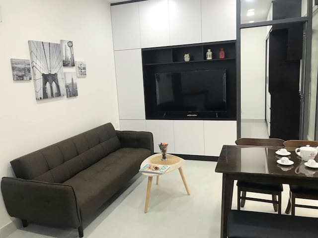 Fully furnished apartment near city center